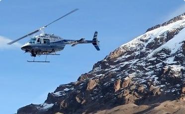 Kilimanjaro Helicopter Tour